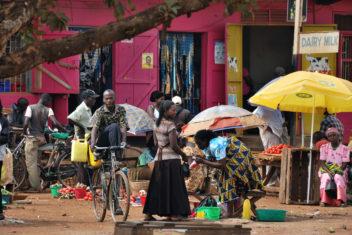 Market Uganda
